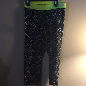 Nike Pro Capri Workout Pants